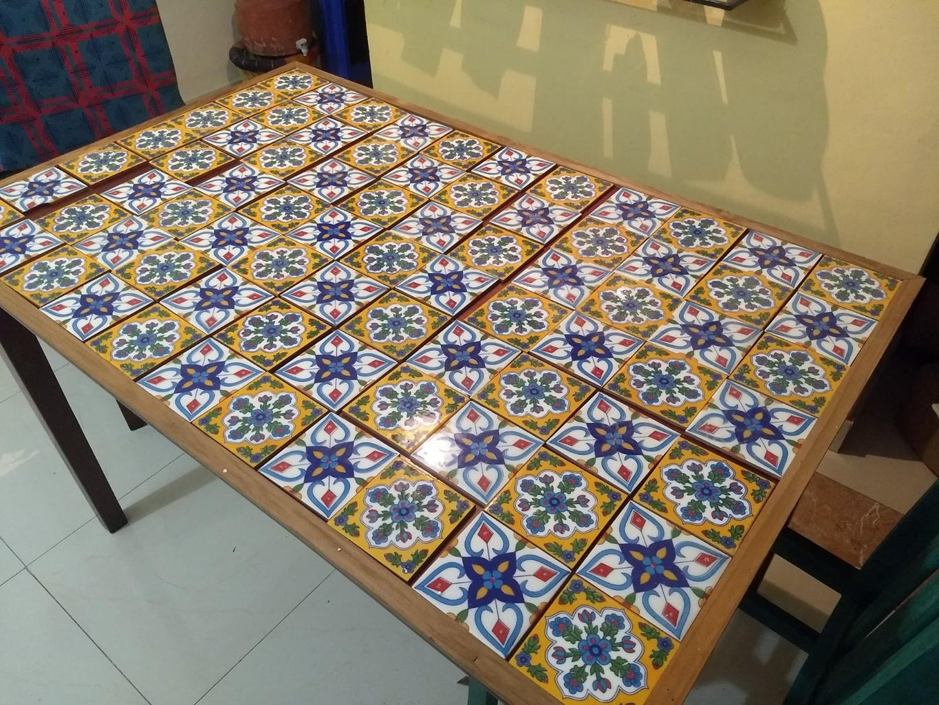 Lay the Tiles
