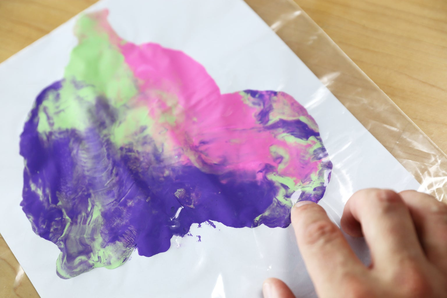 Paint Project (for Kids!)