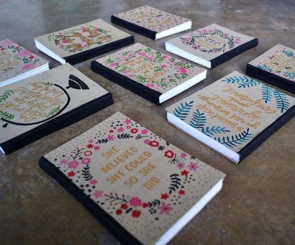 Handy Notebook From Scratch!