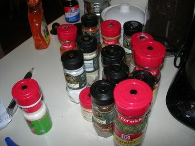 Prepare Spices