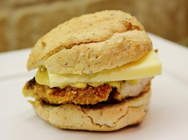 Gluten Free Multigrain Sandwich Rolls in 30 Minutes