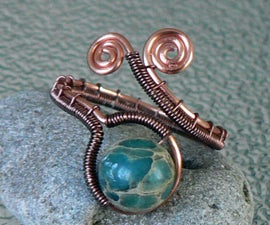 Adjustable Wire Ring