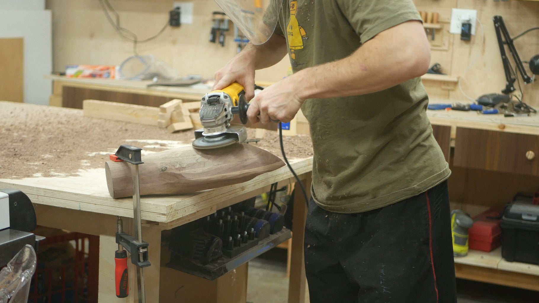 Power-Carving - Round 1