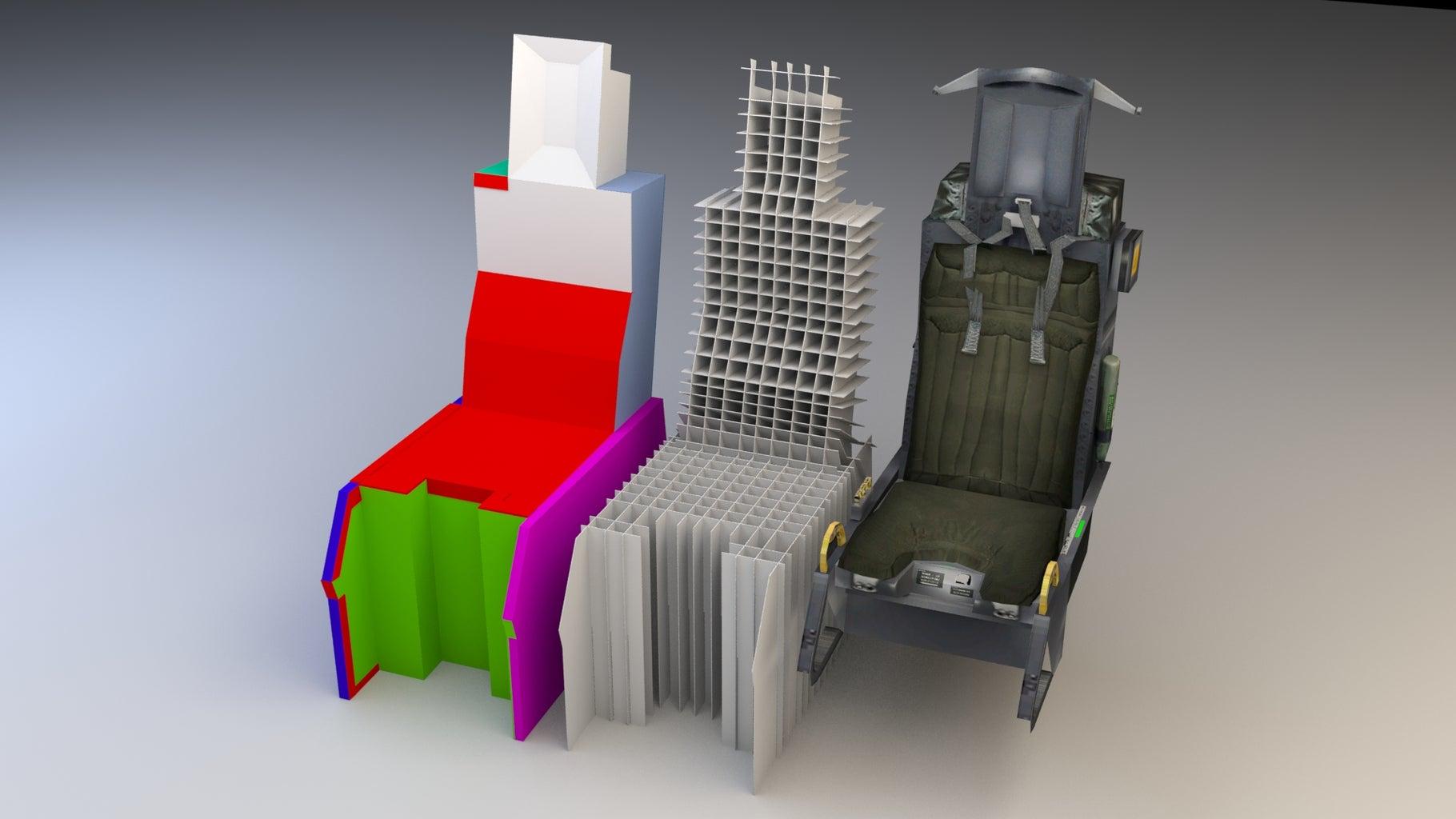 3D Modeling and Preparing Mesh