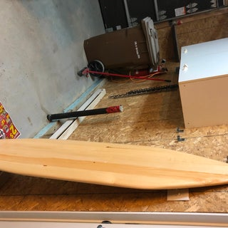 Build Your Own Surfboard!