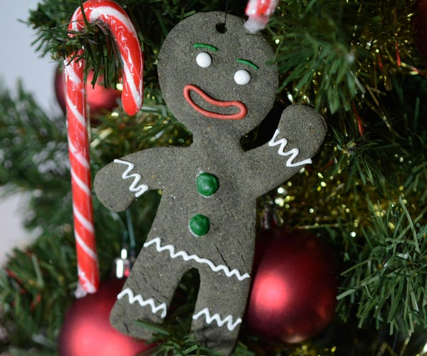 Recycle Inedible Cookie Dough Into Fragrant Christmas Tree Decorations