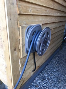 Outlet From Pump to Hose Reel
