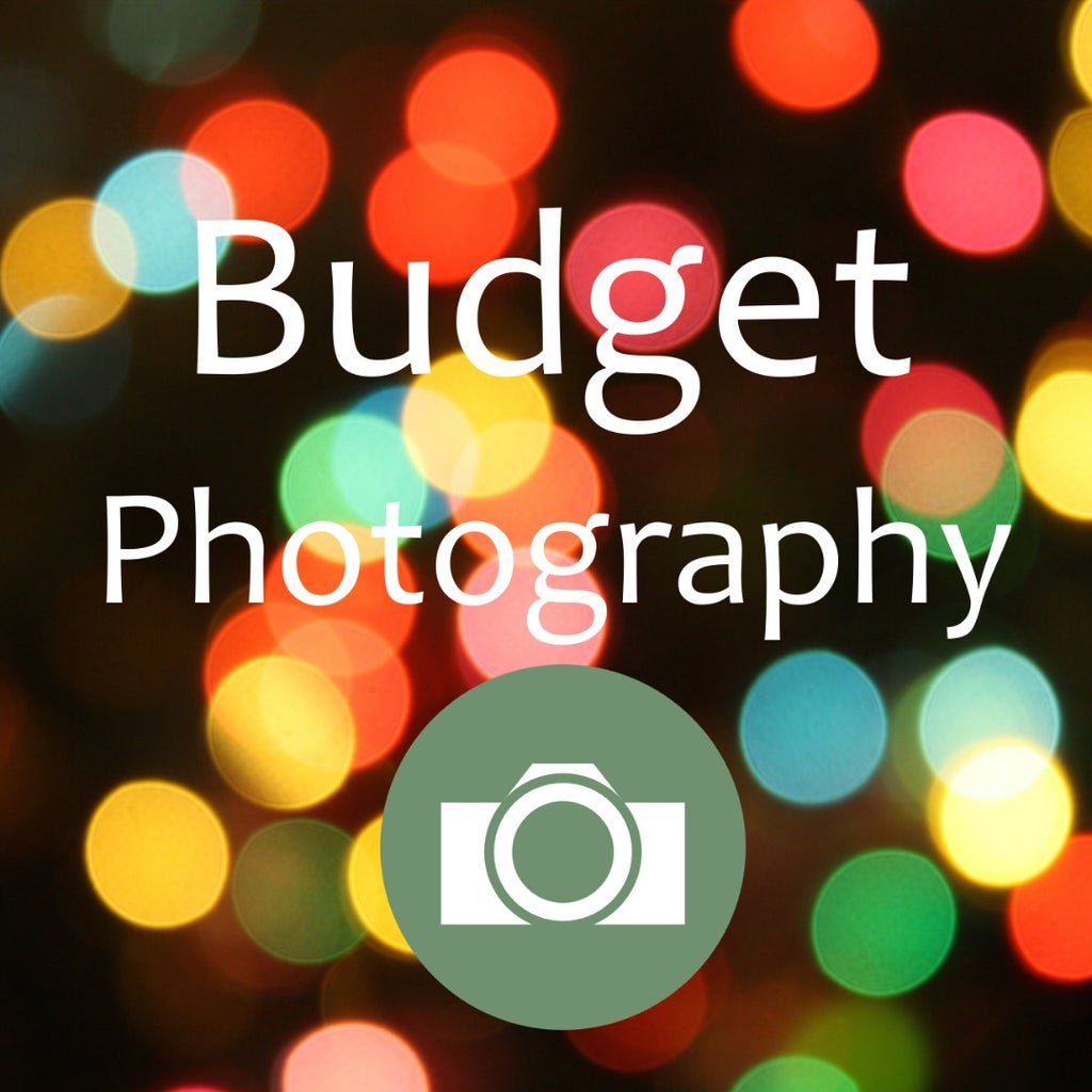 Cheap Photography: the Guide to Photography on a Budget! ($20/£15)