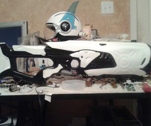 Space Gun for Costume