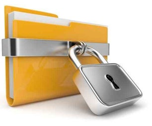 Lock Folder Using Voice