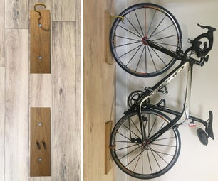 """LAW of GRAVITY"" BIKE HANGER"