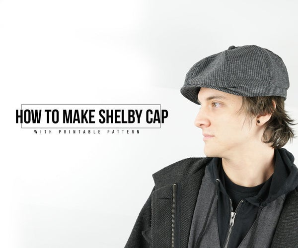 How to Make Shelby Cap