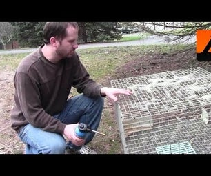How to Easily Clean Hair From a Rabbit Cage