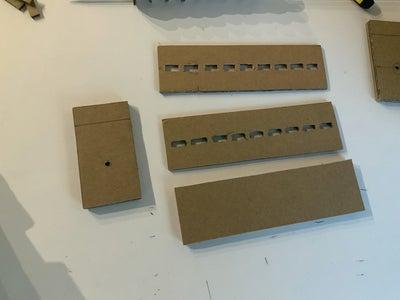Prepare the Box Parts