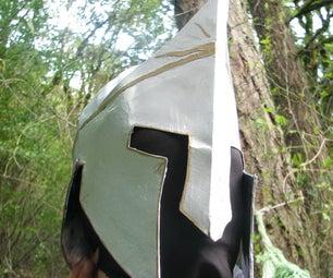 Spartan-esq Helmet