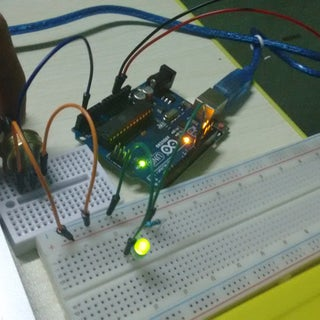 Project 4: Potentiometer