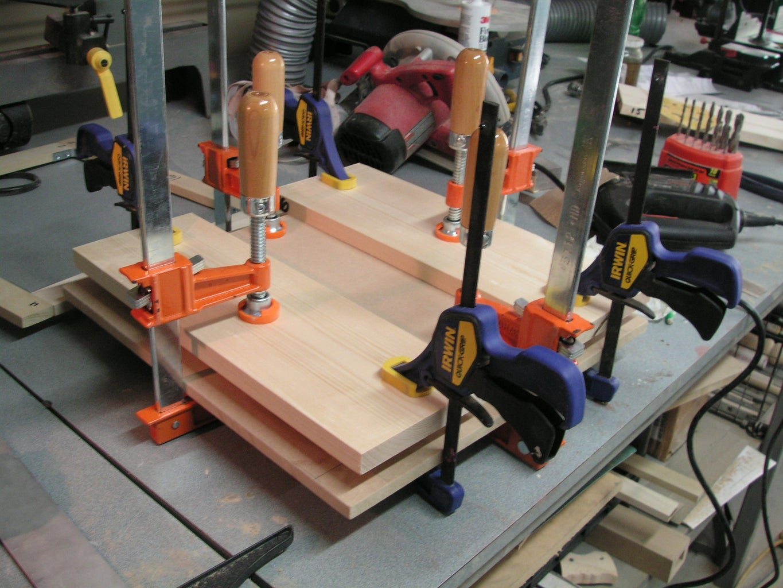 Building the Platen