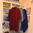 Simple Laundry Room Drying Racks