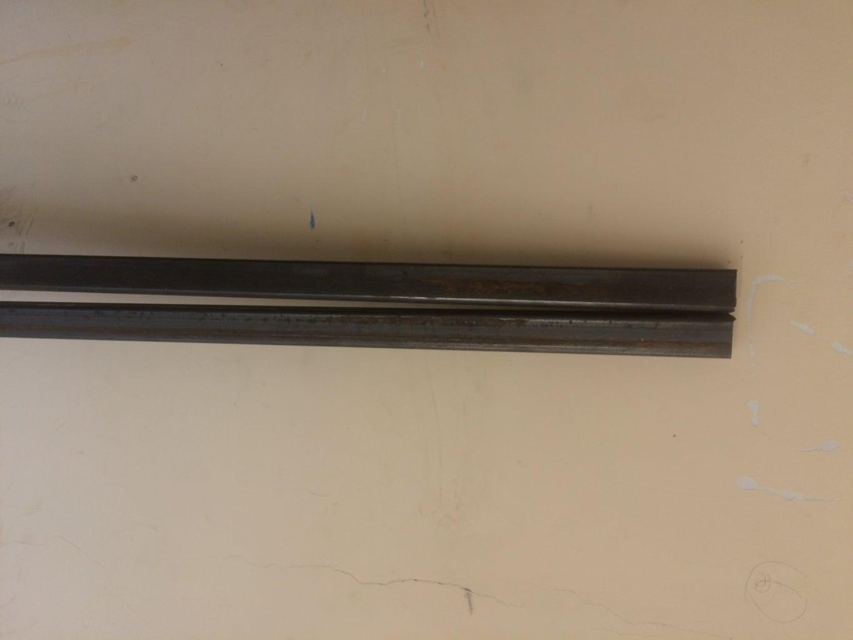 Metal Cutting (Iron Rectangular Tube)