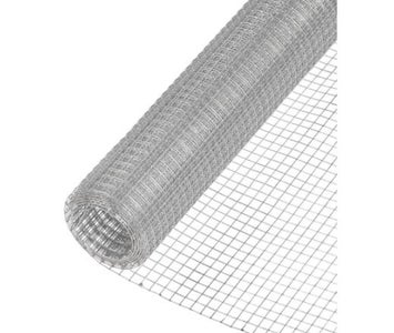 Cut Chicken Wire to Size and Attach to Cabinet.