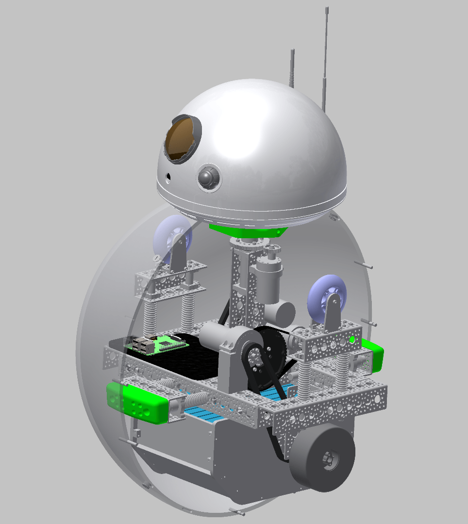 Reverse Engineering BB8's Design