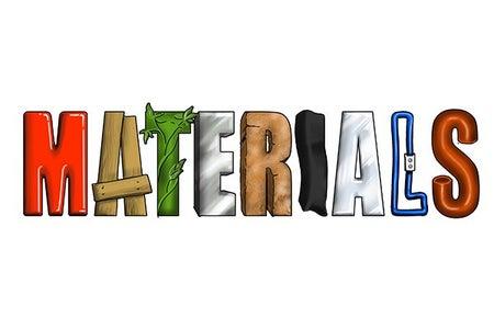 材料和製作方法
