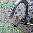 Hiding Things Inside Tap