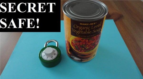 How to Make a Secret Safe
