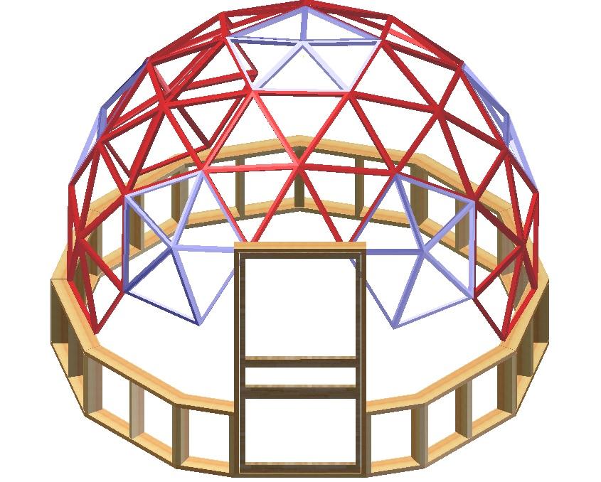 Geo-Dome Green House