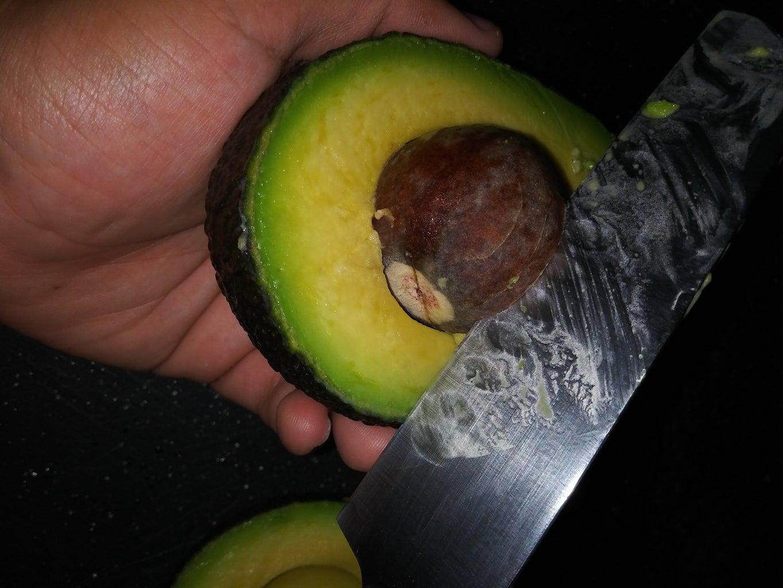 Remove Avocado Pit