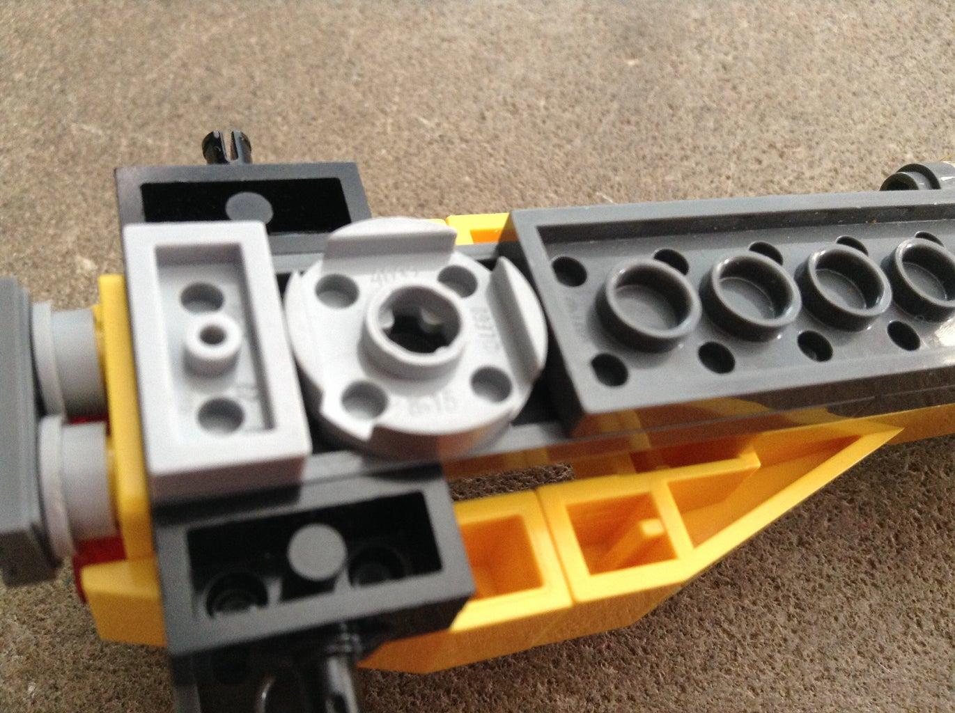 Put on Underside Engine Detail.