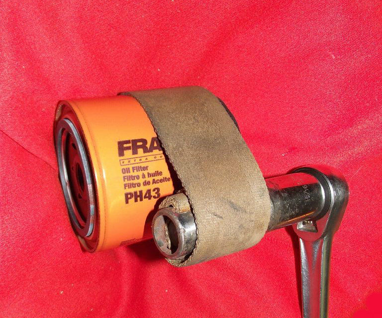 OIL FILTER WRENCH