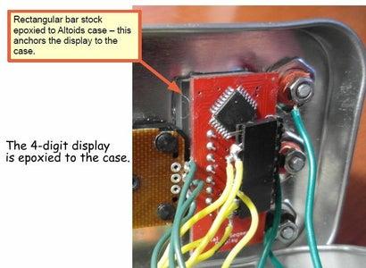 Installing the 7-Segment Display