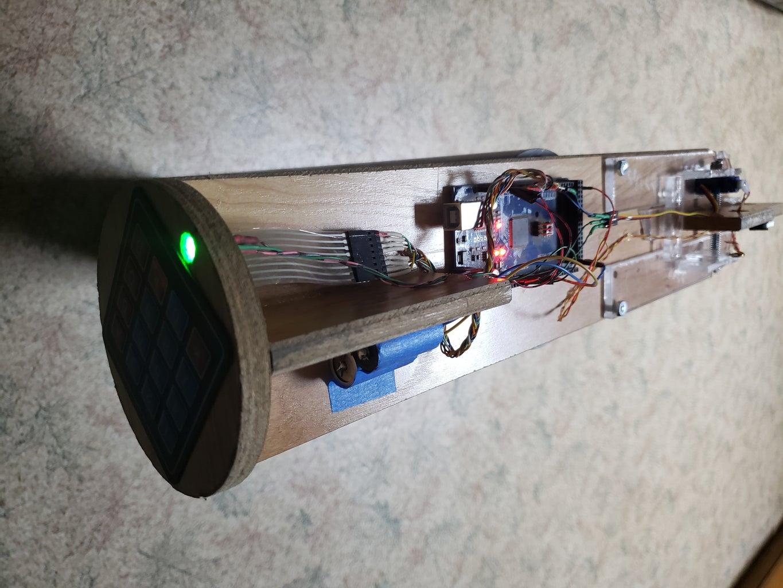 Step 12 - the Arduino