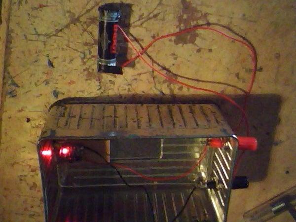 USB Emergency Charger. (solar)