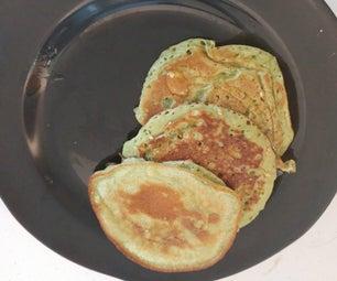 Matcha (Green Tea) Hotcake
