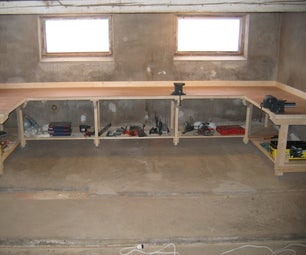 Extreme Heavy Duty Work Bench