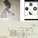 DIY Smart LED Dimmer Controlled Via Bluetooth
