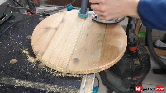 Cutting the Circle