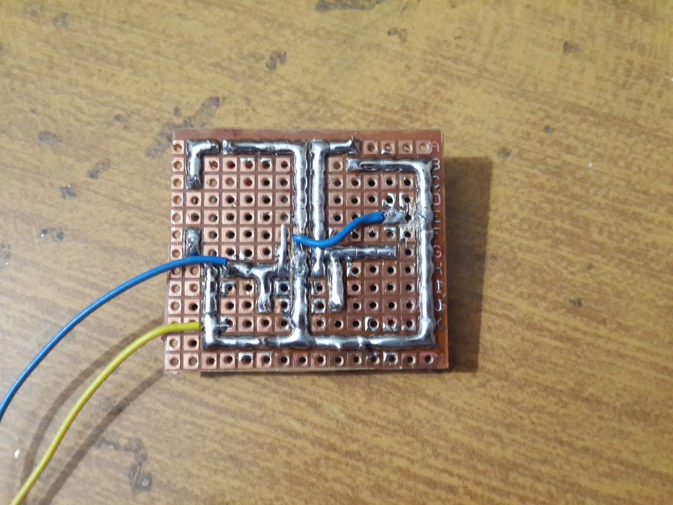 Placing and Soldering Components