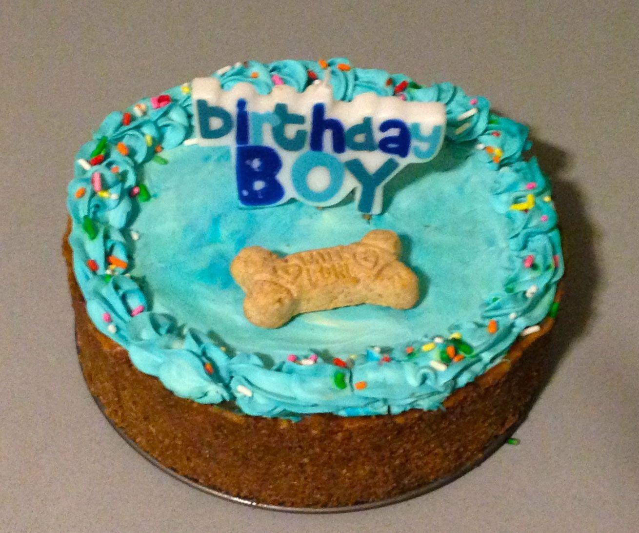 """Dog Birthday """"Cake"""""""