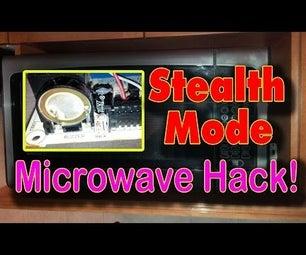 Microwave Beeper Silencer Hack