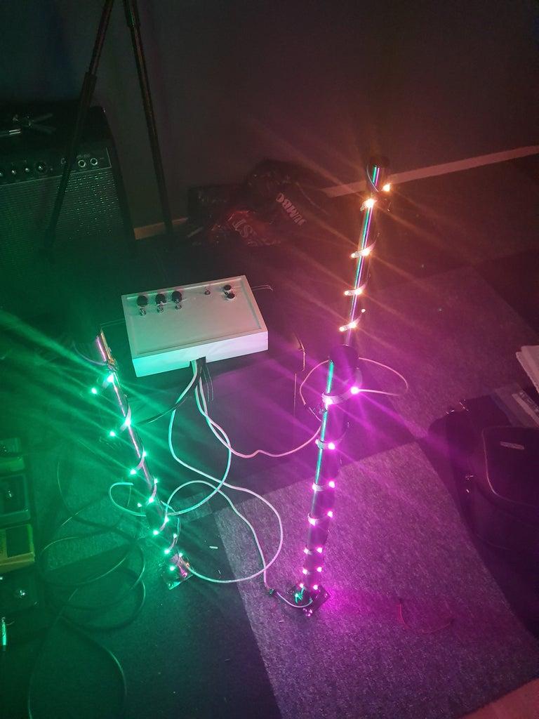 Arduino Led Controller