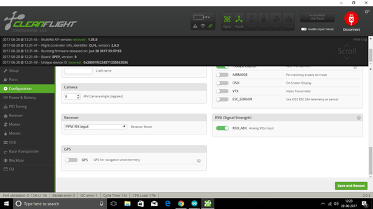 Configuring and Setting Up