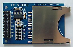 Arduino DIY SD Card Logging Shield