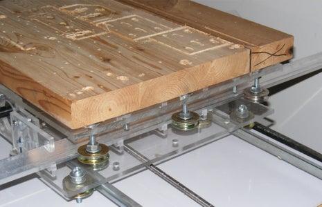 Precision CNC Table