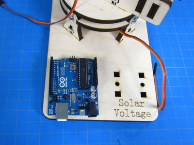 Attach the Arduino