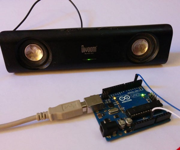 Arduino Happy Birthday Tone Generator
