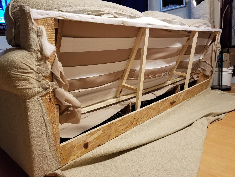 Couch Deconstruction