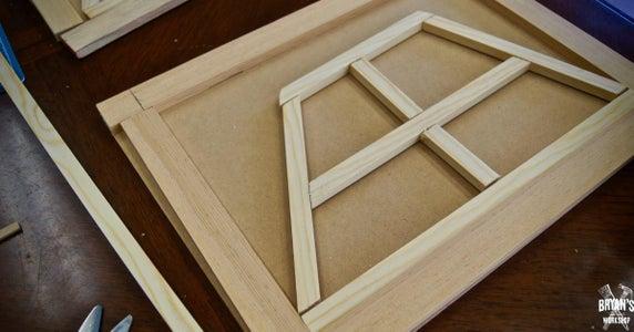 Cutting the Framing!